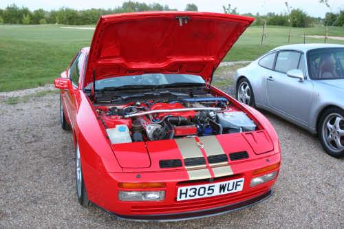 rick cannell at lindsey racing your porsche performance parts center rh lindseyracing com Porsche Service Manuals Porsche Manual Interior