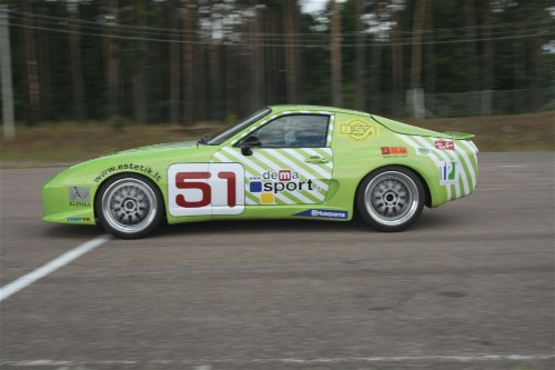 LITHUANIAN PORSCHE CLUB At LINDSEY RACING Your Porsche - Porsche club racing