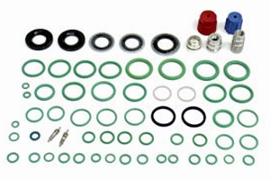 A C System Retrofit Kit R12 To R134a At Lindsey Racing Your