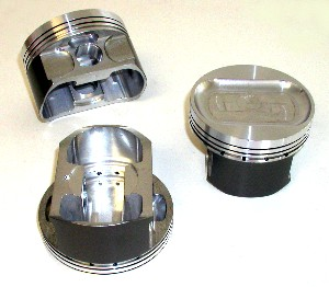 WOSSNER PISTON 101mm 25cc 944T 8v - Stock Weight