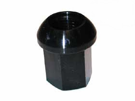 ALUMINUM LUG NUT ALL thru '98 - 99918200336