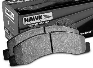 Hawk Performance HB199N.702 HP Plus Brake Pad