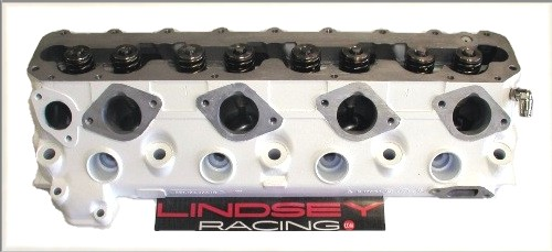 LINDSEY HEADS at LINDSEY RACING - Your Porsche Performance Parts Center