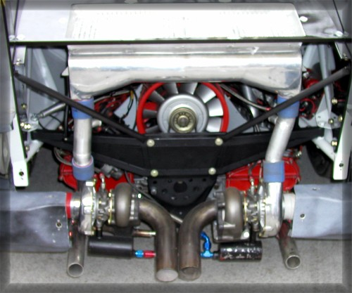 Porsche 996 Automatic Transmission Removal: ENGINE / TRANS At LINDSEY RACING