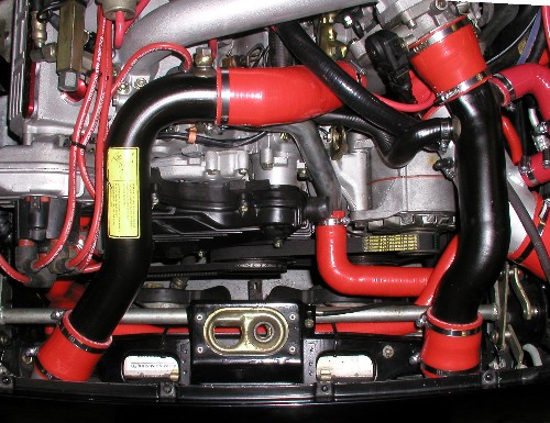 SILICONE HOSE KIT for  STOCK HARD PIPES  & HARD PIPE HOSES at LINDSEY RACING - Your Porsche Performance Parts ...