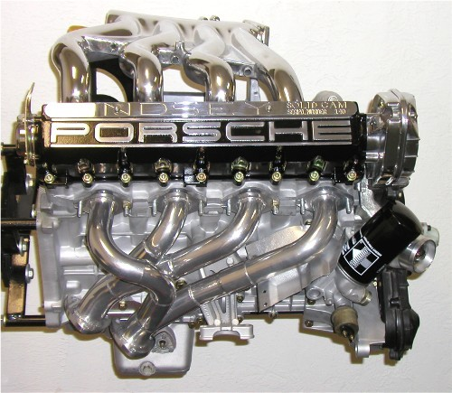 Porsche Boxster Engine Options: Your Porsche Performance Parts