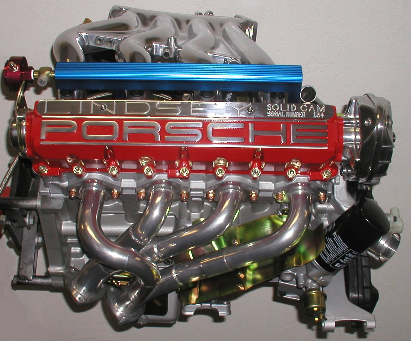 Engines At Lindsey Racing Your Porsche Performance Parts