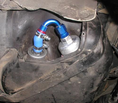 Bosch 044 Fuel Pump 924s 944 All 968 At Lindsey Racing